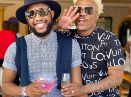It's Over: Somizi Receives Divorce Papers From Mohale