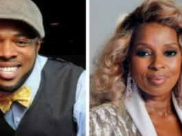 Mary J Blige and Danny Boy