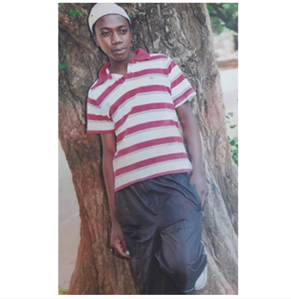 Philani Dube of eNtumbane who died in what the family believe was a ritual murder