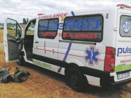 BUST:A group of truck hijacking suspects were arrested in two separate incidents. Photo by Trevor Kunene.