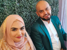Zaheer Sarang and Nabeelah Khan, were found in their Crosby home on Sunday.