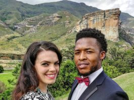 Actor, Nyaniso Dzedze and his wife, Yana are expecting their first baby. Photo from Instagram.Photo by .