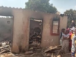 Woman Burnt To Death After Daughter's Boyfriend Set House On Fire